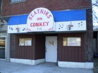 Logo of Beatniks on Conkey