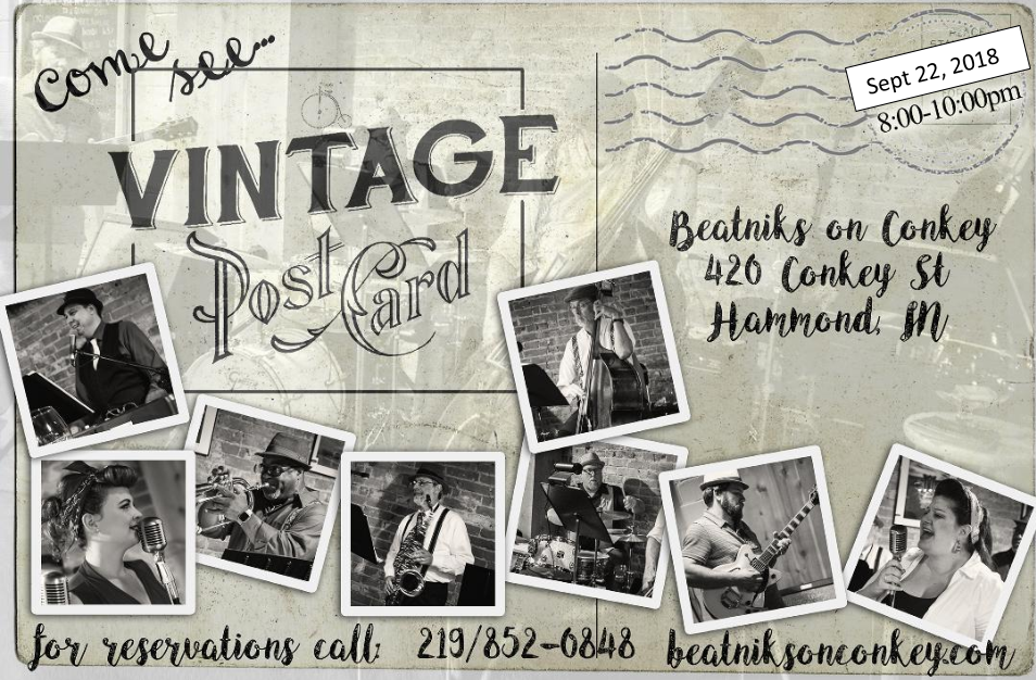The Vintage Postcard Band